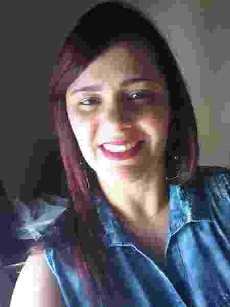 Ana Paula faturava R$ 30 mil semanais com o tráfico de droga, hoje ela têm dois empregos e ganha R$ 2200 por mês - Arquivo Pessoal - Arquivo Pessoal