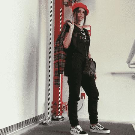 Bruna Marquezine em Nova York - Reprodução/Instagram