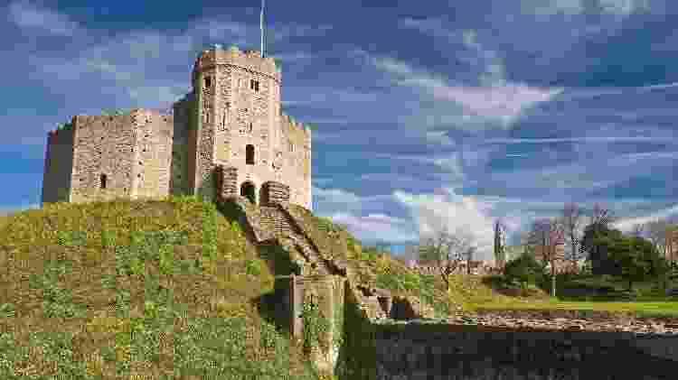 Cardiff, no País de Gales - VisitBritain/Visit Wales Image Centre - VisitBritain/Visit Wales Image Centre
