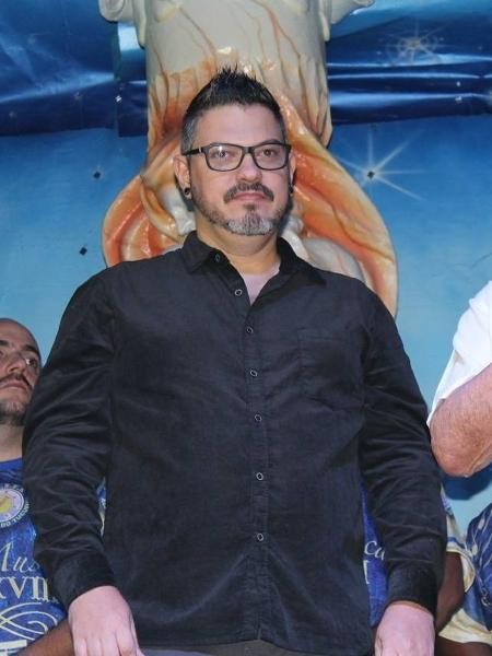 Flávio Campello, carnavalesco da Acadêmicos do Tucuruvi - Instagram/Reprodução