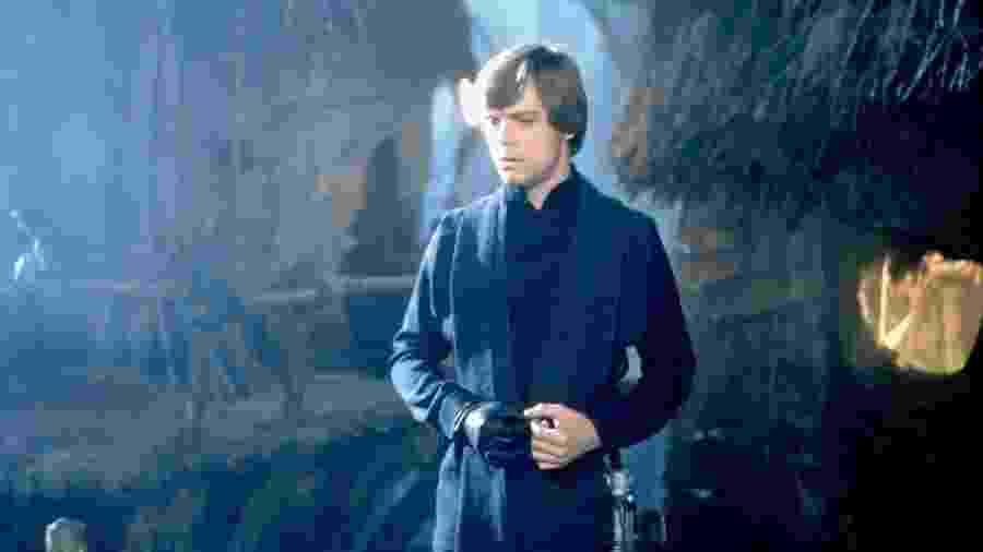 """Cena do filme """"Star Wars: O Retorno de Jedi"""" - Reprodução"""