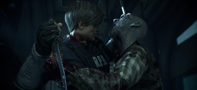 Resident Evil 2 - Divulgação/Capcom