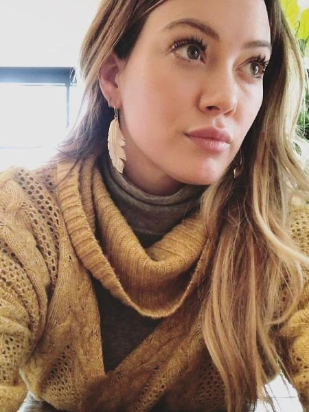 Hilary Duff - Reprodução/Instagram