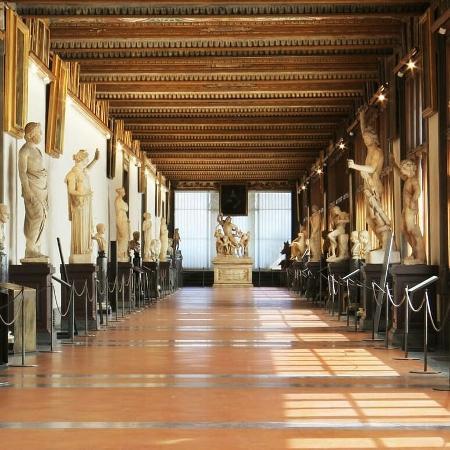 604ad0b2041 Museu de Florença cria algoritmo para zerar filas de até quatro horas