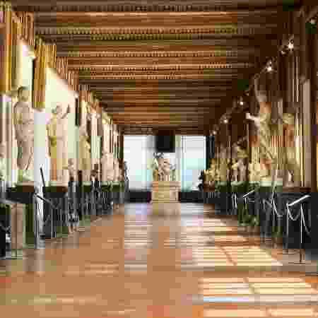 Gallerie degli Uffizi - Reprodução/Instagram