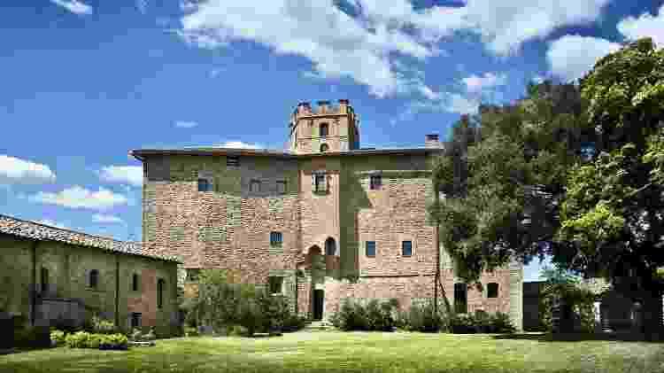 Hotel Castel Porrona Relais & Spa, na Itália - Divulgação/Castel Porrona Relais & Spa - Divulgação/Castel Porrona Relais & Spa