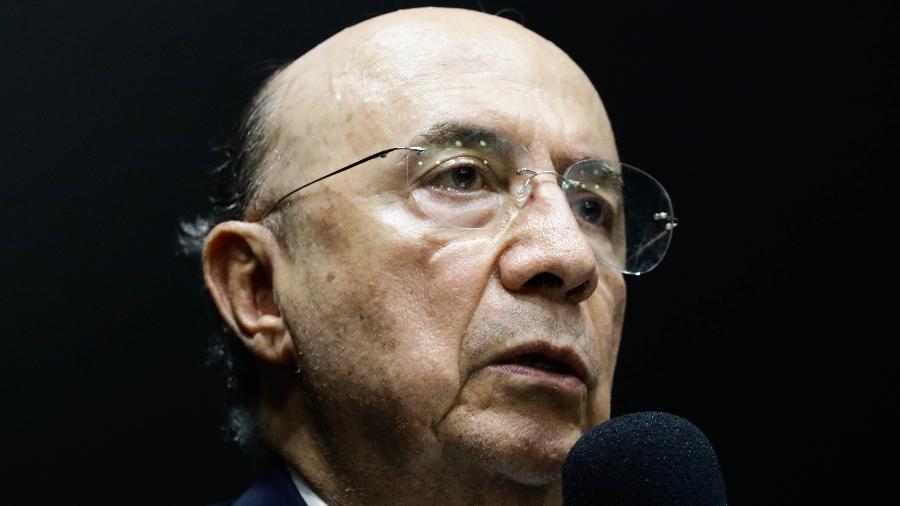 Henrique Meirelles minimizou a saída da Ford do Brasil ao dizer que decisão foi global - Aloisio Mauricio/Fotoarena