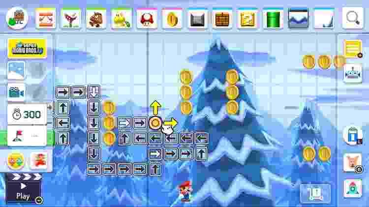 Super Mario Maker 2 - Divulgação - Divulgação