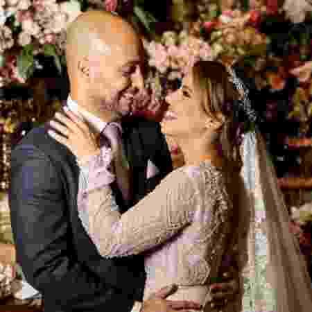Camilla Camargo se casou em setembro com o diretor de TV Leonardo Lessa - Reprodução/Instagram - Reprodução/Instagram