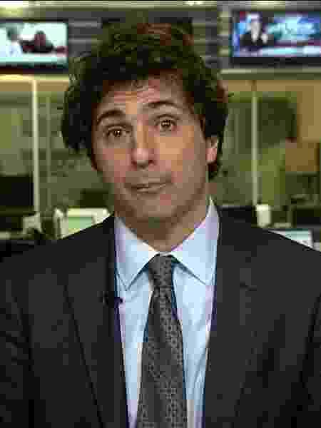 Guga Chacra com intensa presença nos veículos da Globo  - Reprodução/GloboNews