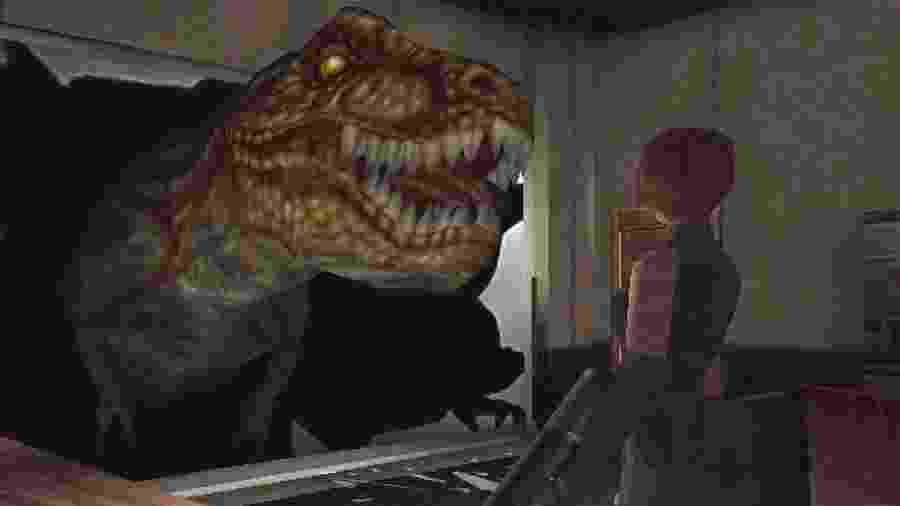 Dino Crisis foi lançado originalmente em 1999 para o primeiro PlayStation - Reprodução