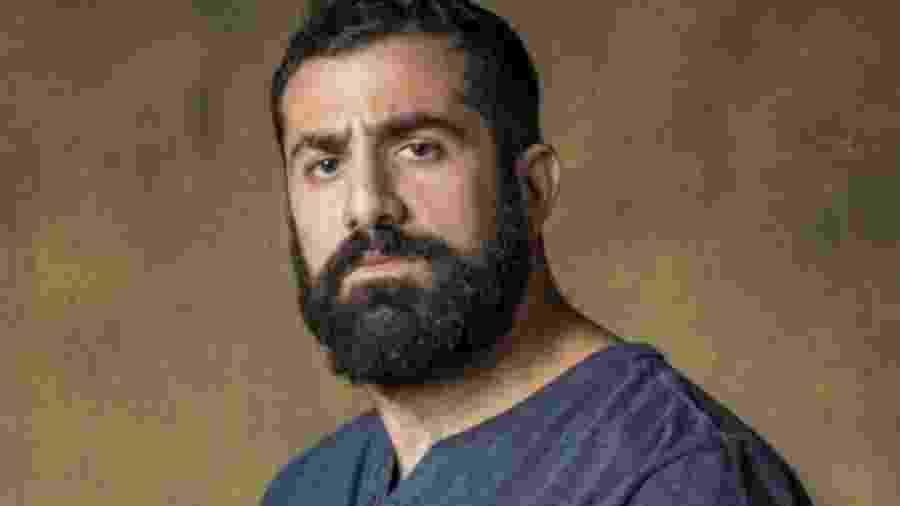 Kaysar Dadour, participante do BBB 18 e ator - Divulgação