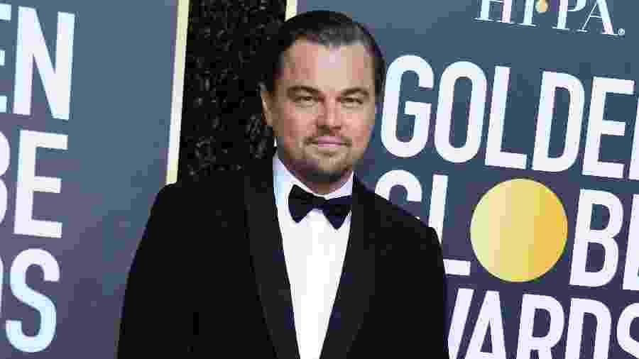 O ator Leonardo DiCaprio - Valerie Macon/AFP