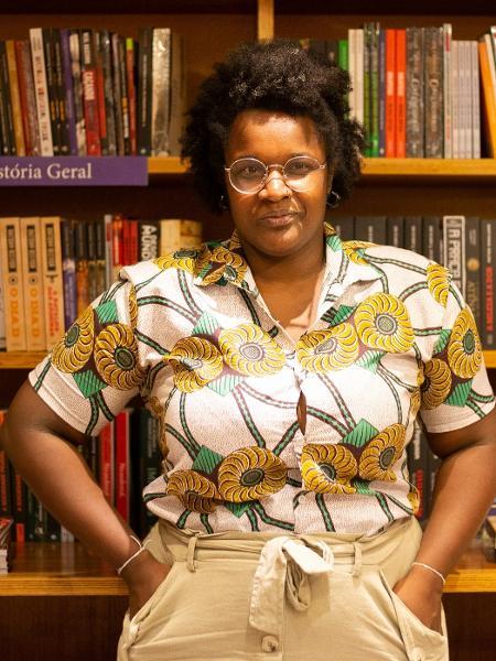 Winnie Bueno, criadora da Winnieteca - Marília Dias/Divulgação