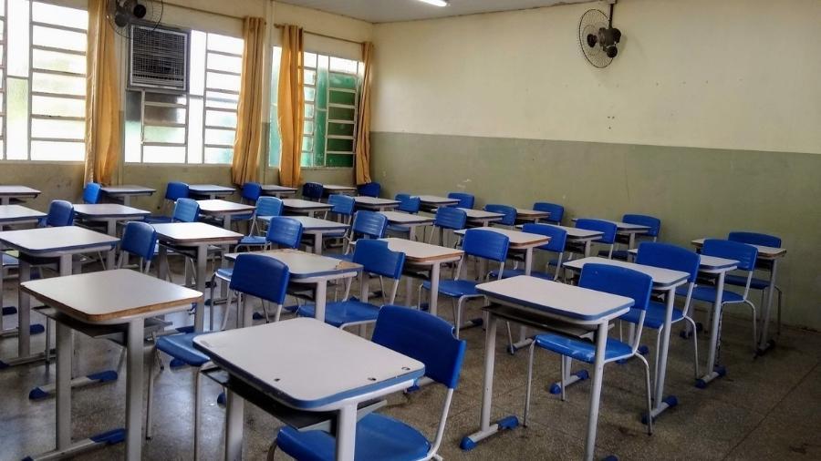 Governo de São Paulo planeja volta das atividades presenciais nas escolas a partir de 8 de setembro - Rodolfo Santos/Getty Images/iStockphoto