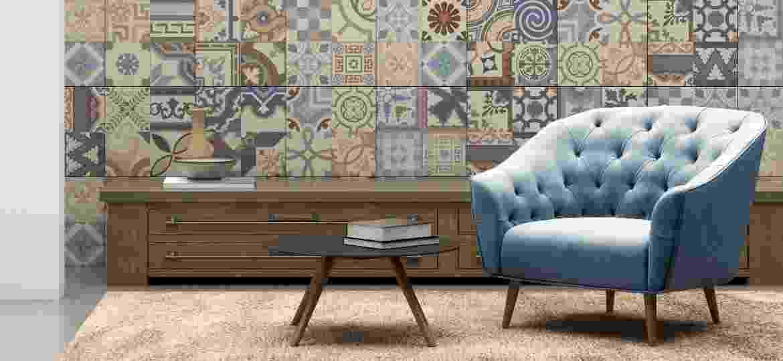 """Depois de """"esquecido"""", o ladrilho e seu estilo vintage voltou como tendência na decoração - iStockphotos"""