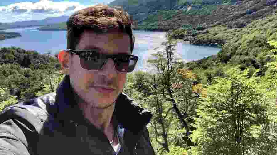 Nascido em Caxias do Sul (RS), André Piva sofria de leucemia linfocítica aguda e estava internado no Hospital CopaStar - Reprodução/Instagram