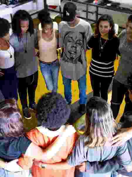 Integrantes do projeto Instituto Revoar, no Rio de Janeiro, um dos beneficiados pela BrazilFoundation - Divulgação