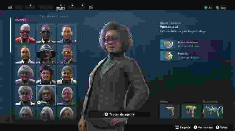 Game Watch Dogs Legion agentes idosas hackers - Reprodução/START - Reprodução/START