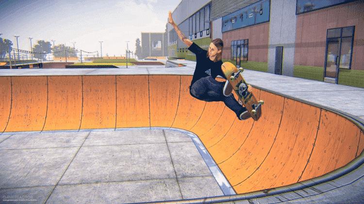 Tony Hawk's Pro Skater 5 - Divulgação (Activision) - Divulgação (Activision)