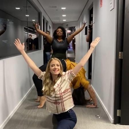 Gabriela Prioli, Mari Palma e Daiane dos Santos - Reprodução/Instagram