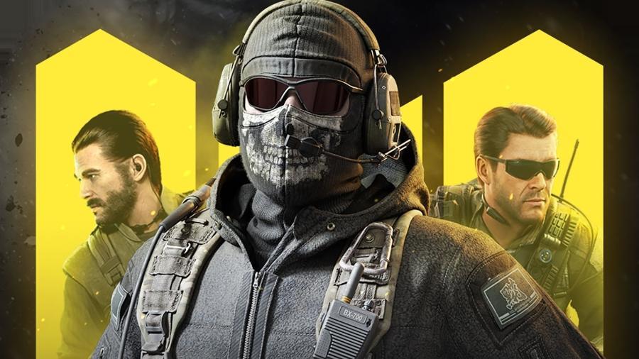Call of Duty Mobile - Divulgação/Activision