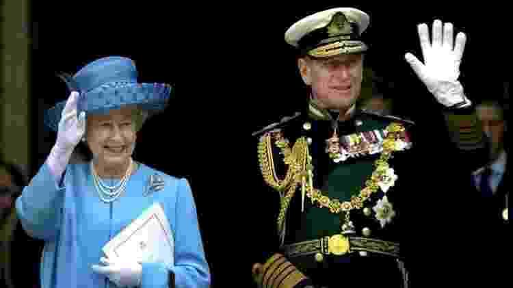 A rainha recebeu homenagens sinceras de todo o mundo após a morte de seu marido - PA Media - PA Media