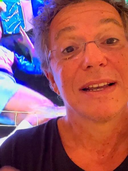 Boninho, diretor de No Limite, confirma prova da comida no reality show - Reprodução/Instagram