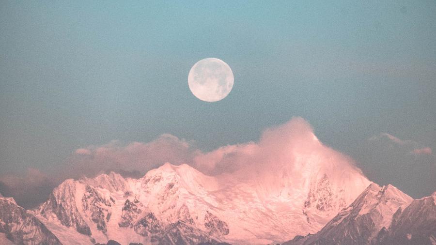 Porque a Lua cheia deste mês, em Capricórnio, é importante para as emoções - Unsplash