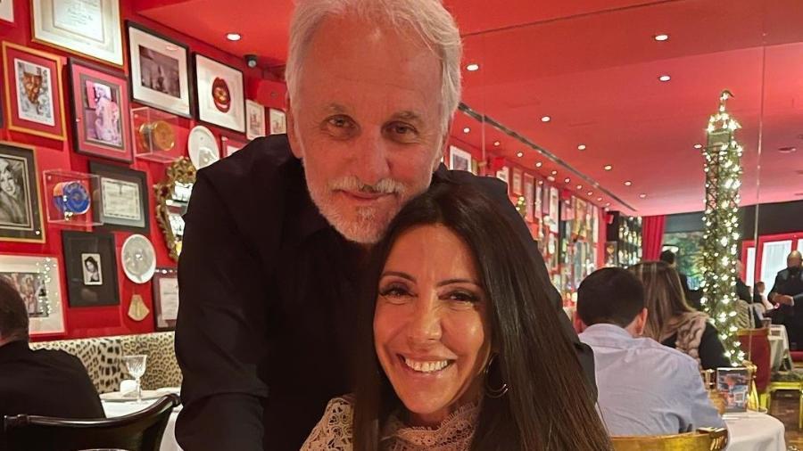 Otávio Mesquita assume novo relacionamento e posta foto com a namorada - Reprodução/Instagram