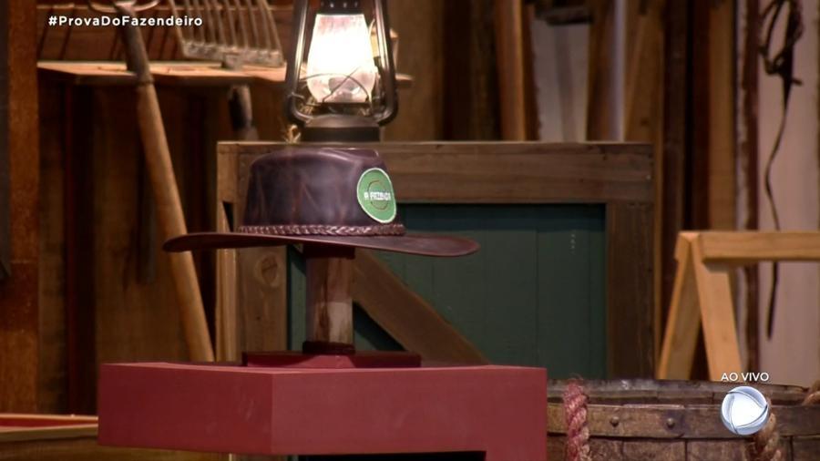 A Fazenda 2020: Peões disputam o primeiro chapéu de fazendeiro - Reprodução/Playplus