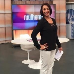 """""""Mulheres"""", com Cátia Fonseca, é um dos principais programas da TV Gazeta  - Reprodução/Instagram/gazetamulheres"""