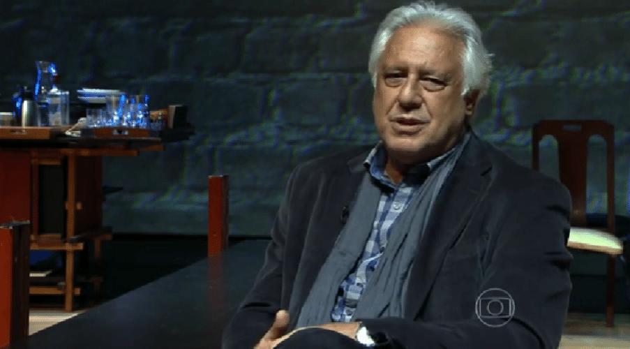 2.out.2015 - Antônio Fagundes, em entrevista ao