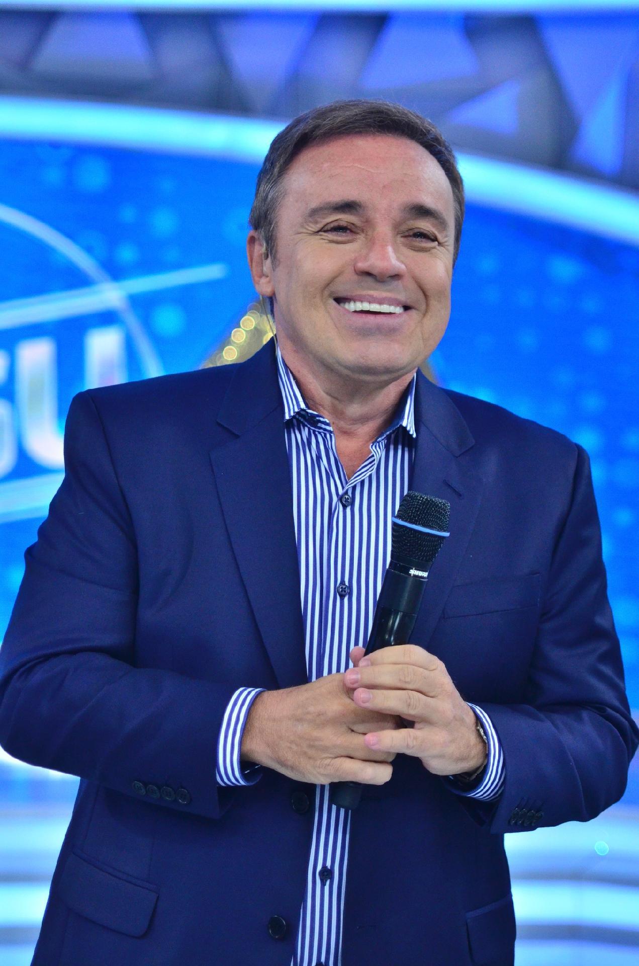 2016 - Apresentador Gugu Liberato