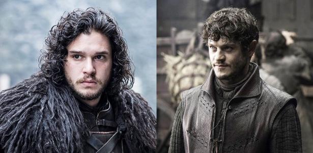 Jon Snow e Ramsay Bolton se enfrentaram na Batalha dos Bastardos, em Game of Thrones - Divulgação