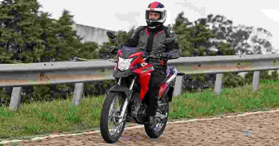 Honda XRE 190 ABS - Mario Villaescusa/Infomoto