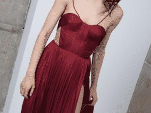 Modelo usado por Marina Ruy Barbosa - Reprodução - Reprodução