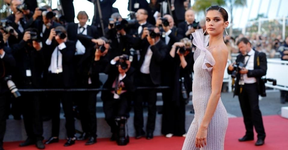 Sara Sampaio em Cannes