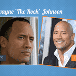 "Dwayne ""The Rock"" Johnson - AP Photo/Getty Images/Arte UOL"