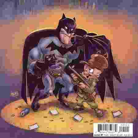 Elmer Fudd - Divulgação/DC Comics - Divulgação/DC Comics