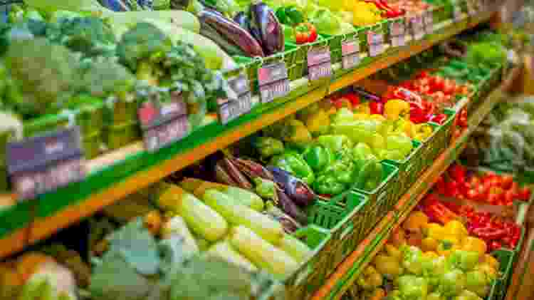 Legumes mercado - iStock - iStock