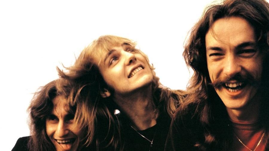 A banda Rush - Reprodução