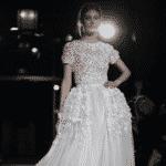 """O look """"bridal"""" da grife Dany Atrache - Reprodução/Instagram"""