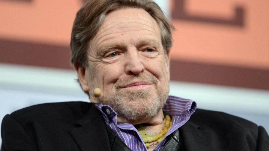 John Perry Barlow - Jesse Knish/Getty Images