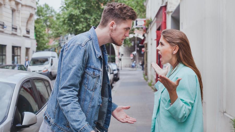 Estresse do parceiro pode fazer com que você também fique nervoso - iStock