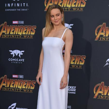 Brie Larson - Getty Images
