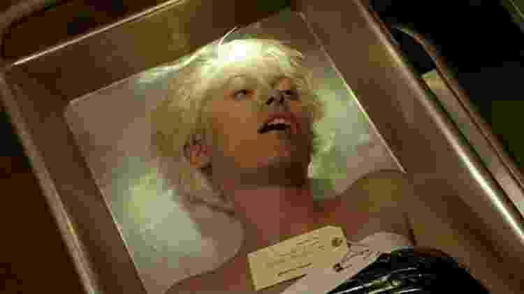 """Pamela Gidley em cena em """"Twin Peaks: Os Últimos Dias de Laura Palmer""""  - Divulgação"""