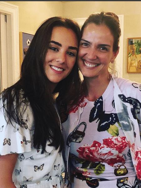 Lara Silva e Luciana Cardoso - Reprodução/Instagram
