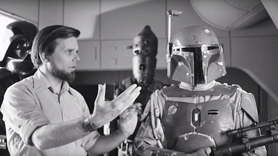 """Gary Kurtz, que trabalhou na produção de """"Star Wars"""" - Reprodução/Youtube"""
