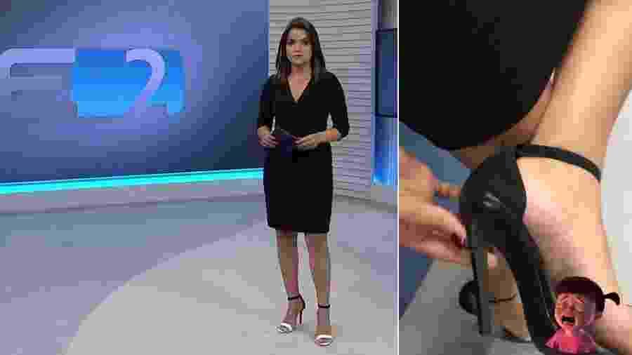 Montagem/UOL/Reprodução/TV Globo/Instagram/larissapereirajornalista